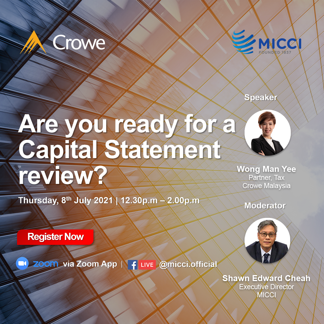 [WEBINAR] Are you ready for a Capital Statement review?